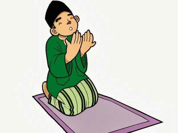 berdoa-sambil-mengangkat-kedua-tangan