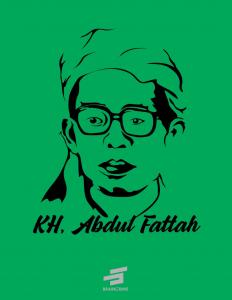 K.H.Fattah Jalalain : sosok kiai pejuang